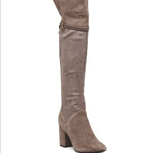 NWB COLE HAAN Over the Knee Comfort Suede Boots